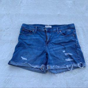 Gap-shorts